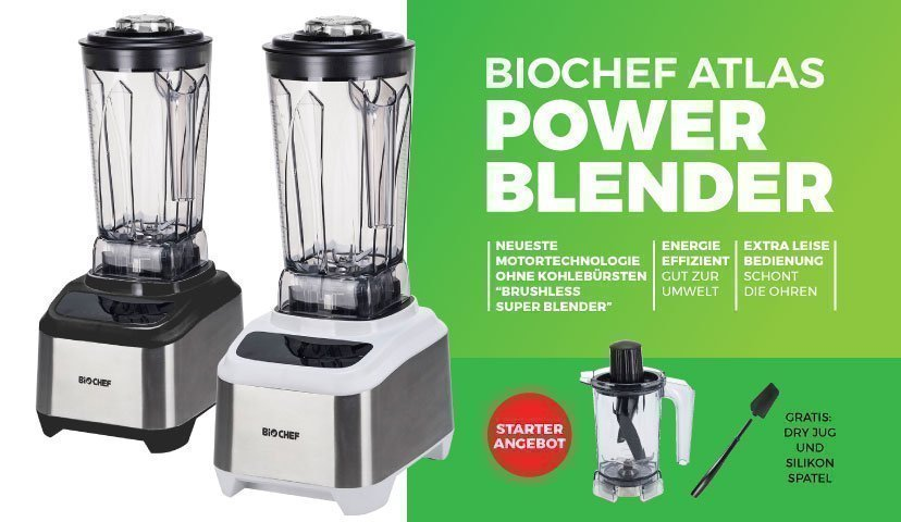 BioChef Atlas Power Blender