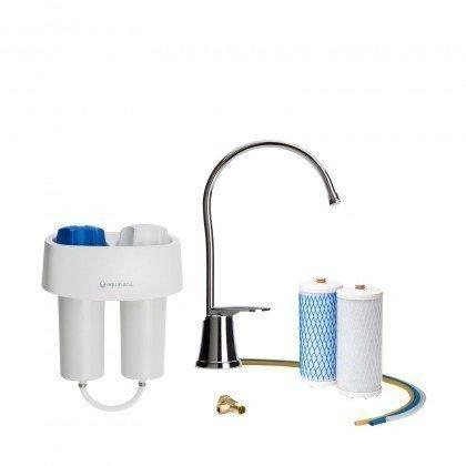 Aquasana - Untertisch Wasserfilter Set (Standard) - AQ4600