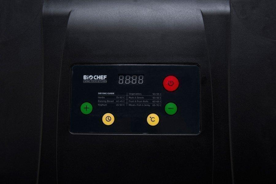 Dörrautomat Timer von BioChef